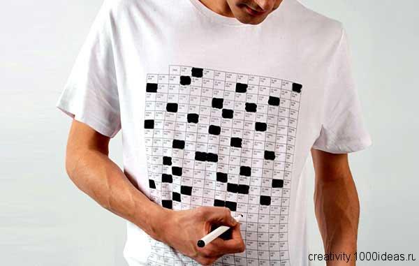 Фото на календарях футболках