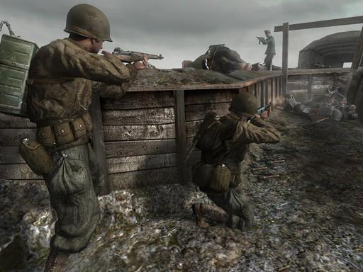 Игра вторая мировая война 2 скачать торрент