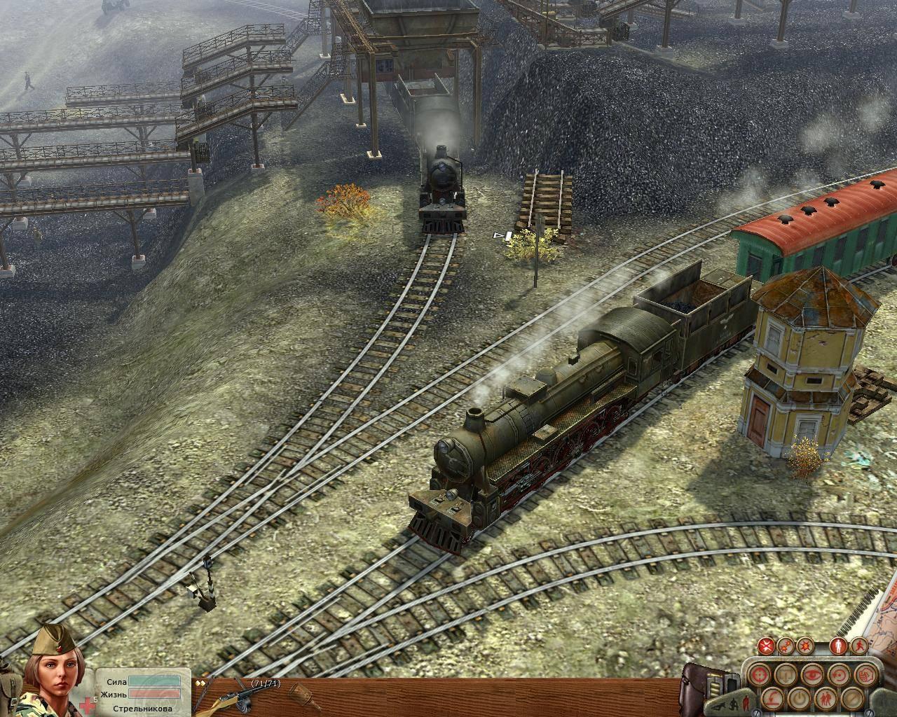 игры про второю мировую войну стратегии