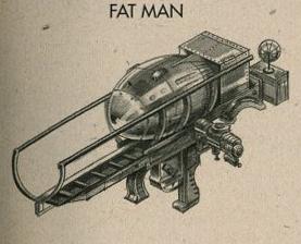 """Fallout 3 - Конкурс """"Оружейная"""": Fat Man(<<Толстяк>>). При поддержке GAMER.ru и PodariPodarok.ru."""