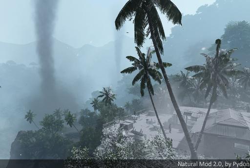 Crysis - Второй раз, как первый. Внезапное перерождение и суровые джунгли
