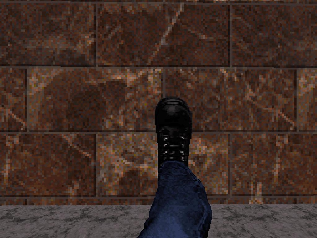 Конкурс с ботинком