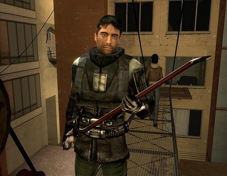 """Half-Life 2 - Конкурс """"Оружейная"""": Монтировка Гордона Фримена. При поддержке GAMER.ru и PodariPodarok.ru"""