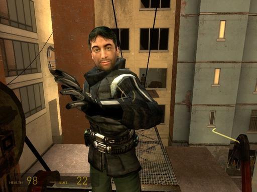 """Half-Life 2 - Конкурс """"Оружейная"""": Монтировка Фримена. При поддержке GAMER.ru и PodariPodarok.ru"""
