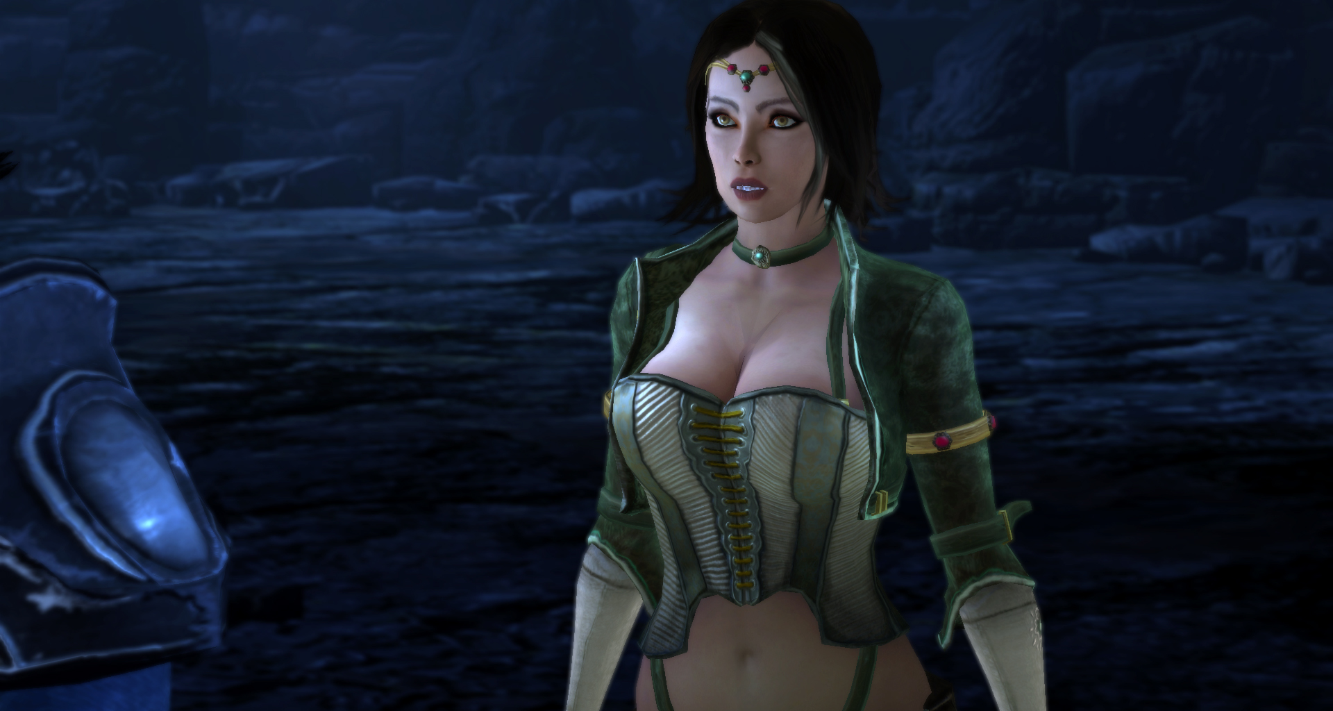 Dungeon siege 3 porn naked hentai photos