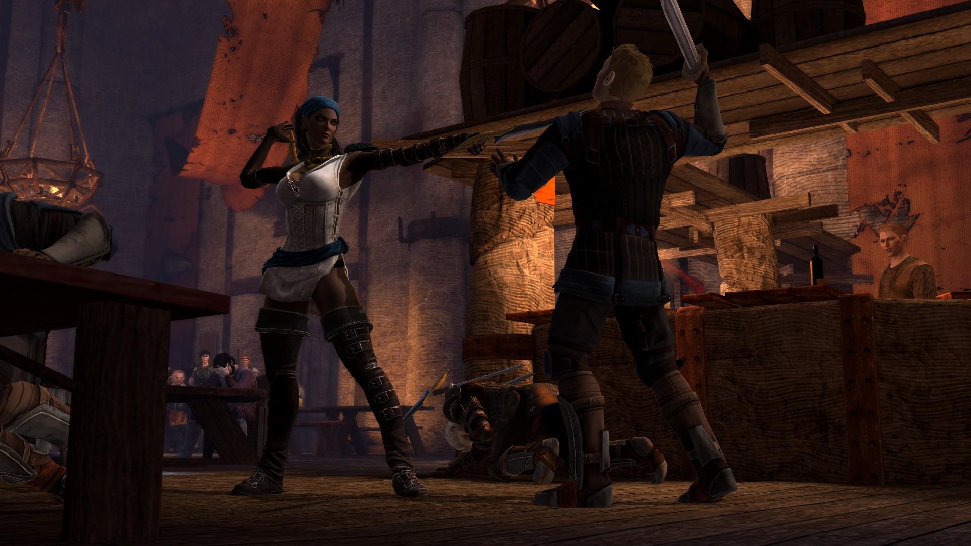 Прохождение Dragon Age 2 Десятилетие в Киркволле