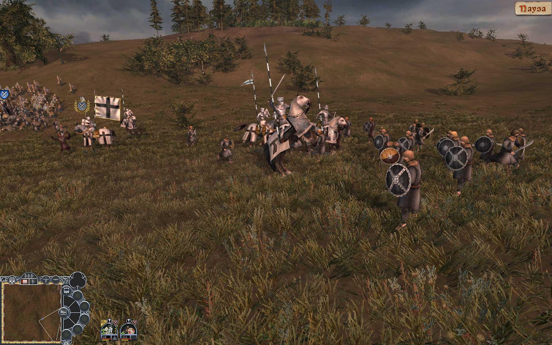 История Войны 2: Тевтонский орден / Real Warfare 2: Northern Crusades (2011) PC | Лицензия