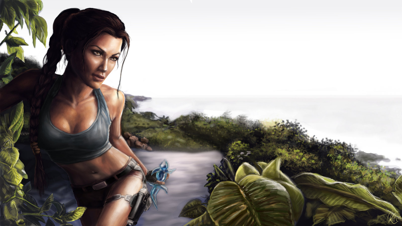 Tomb raider gif naked galleries