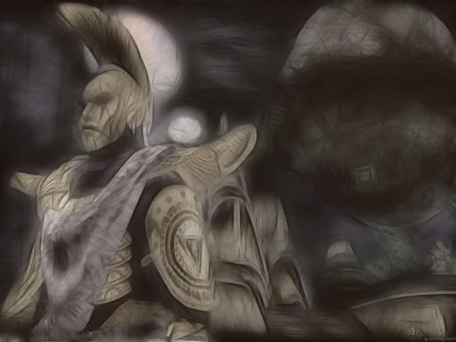 Elder Scrolls III: Morrowind, The - Меч Умбра.