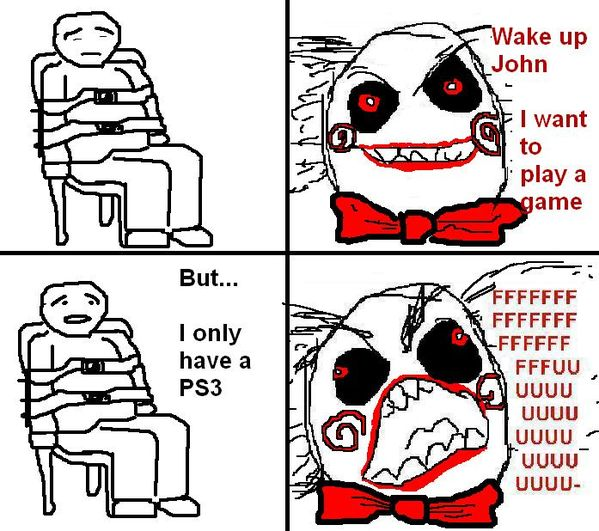 Ps3 Funny Games Funny Comics About The Ps3
