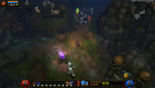 Torchlight II - Создание мира Torchlight II + Вопросы и ответы по созданию уровней