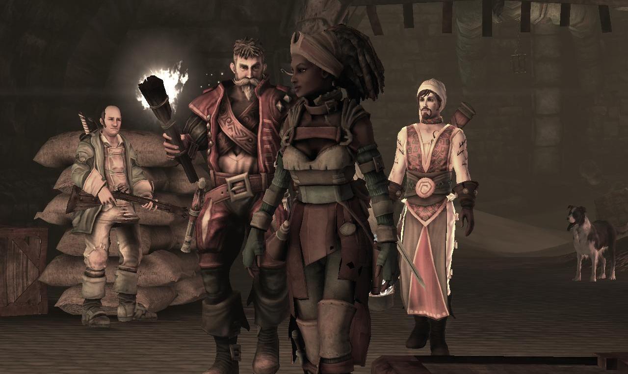 Bronze quests