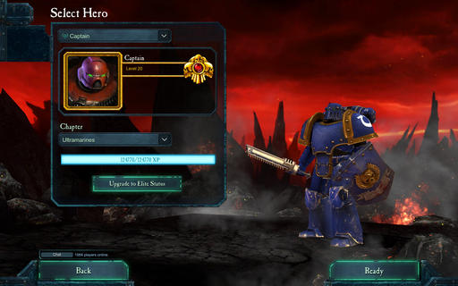 Warhammer 40,000: Dawn of War II — Retribution - Хорошо стоим. Анонс The Last Stand DLC Pack.