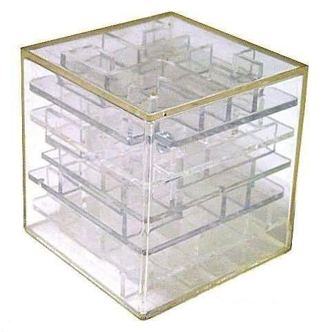 Куб-лабиринт