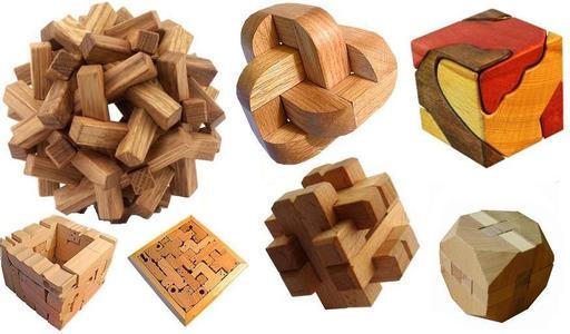 Сбор головоломок схемы