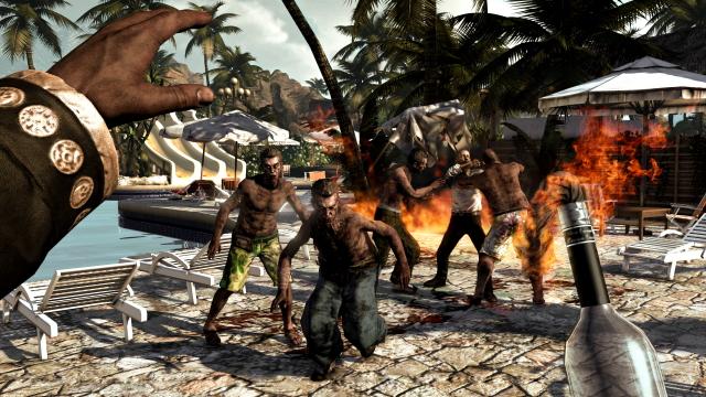 Зомби dead island