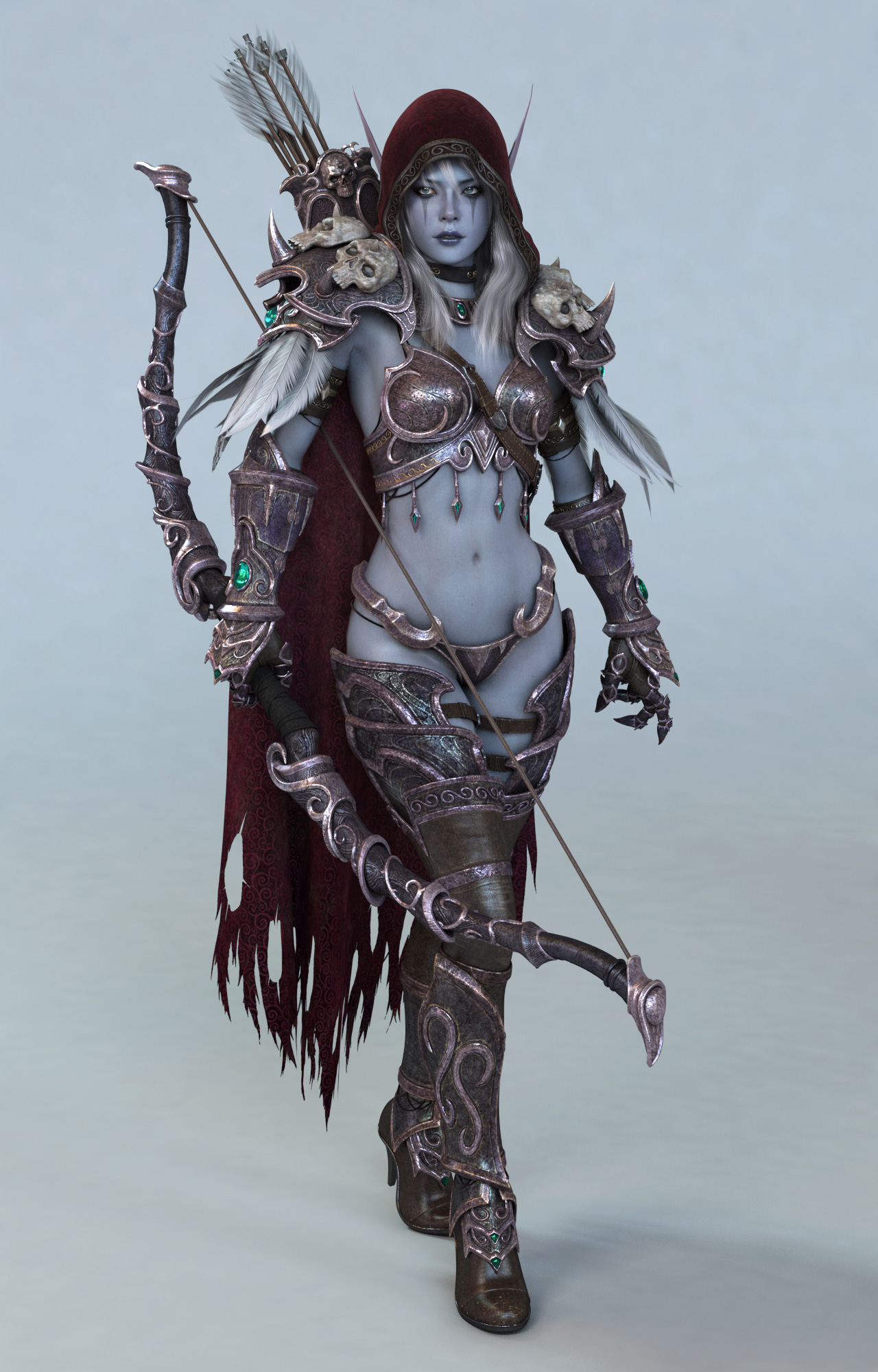 Sylvanaswindrunner pussy xxx pictures