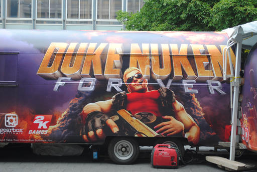 Duke Nukem Forever - Come get some Tour