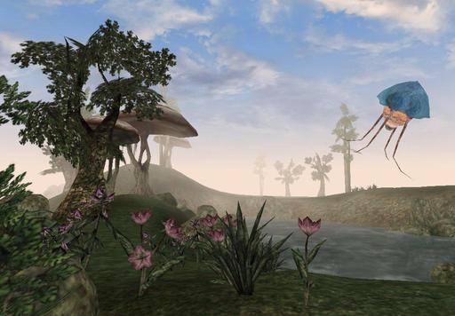 Elder Scrolls III: Morrowind, The - Алхимия