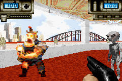 Duke Nukem 3D - «Duke Nukem Advance» на Game Boy Advance