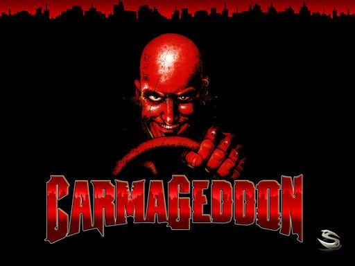 Carmageddon - Открытие офф сайта/Обои/PaperCraft