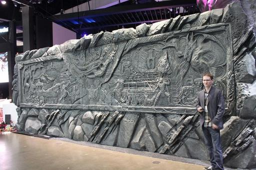 Elder Scrolls V: Skyrim, The - Стенд на E3