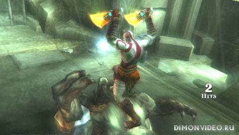 Новости - PSP Games #2 (God of War Ghost of Sparta)