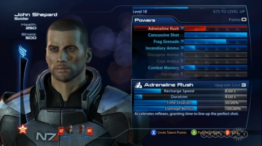 Mass Effect 3 - Разбор Mass Effect 3 Demo
