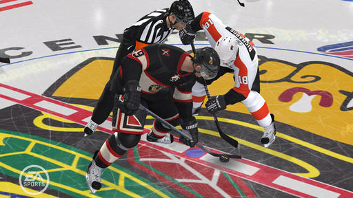 NHL 11 - Режимы игры