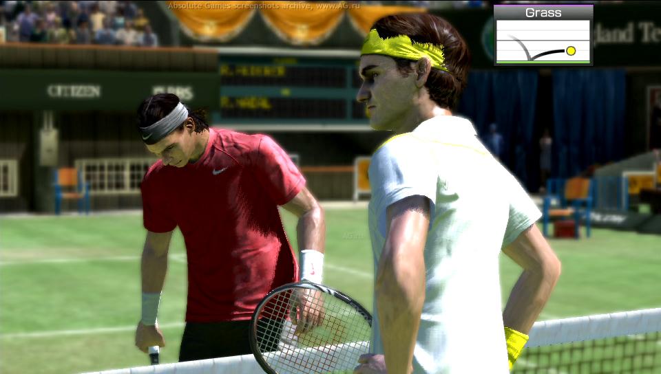 Скачать Виртуал Теннис 5 Торрент - фото 2