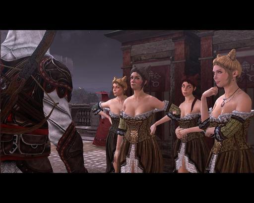 Assassin's Creed: Братство Крови - Конкурс прохождений: Assassin's Creed: Б