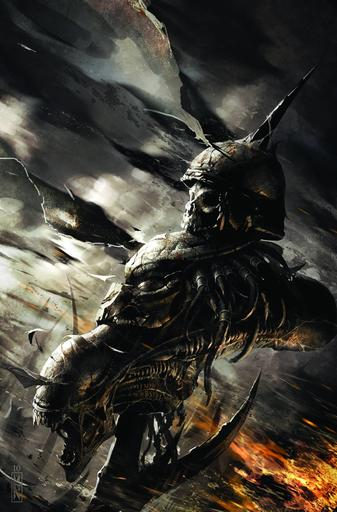 Aliens Versus Predator 2 - Арт Хищников Part 2