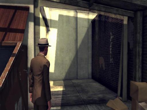 L.A.Noire - Прохождение L.A. Noire - Часть 1
