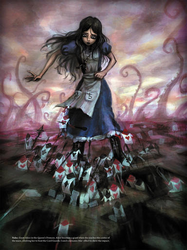 Alice: Madness Returns - Alice Madness Returns Art Book Part 1
