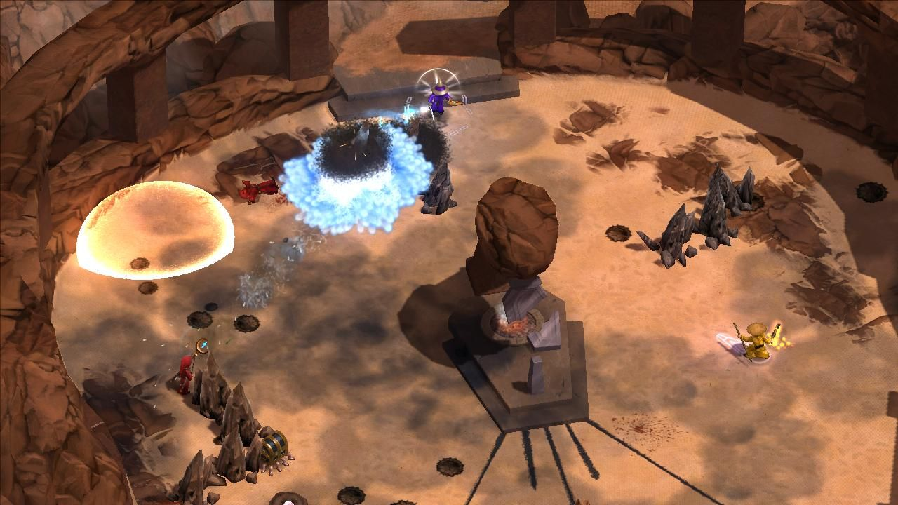 Magicka dlc: party robe bundle game screenshot
