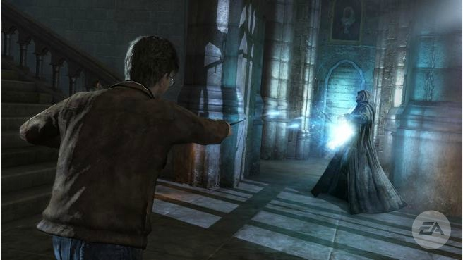 Гарри поттер и дары смерти игра скачать через торрент