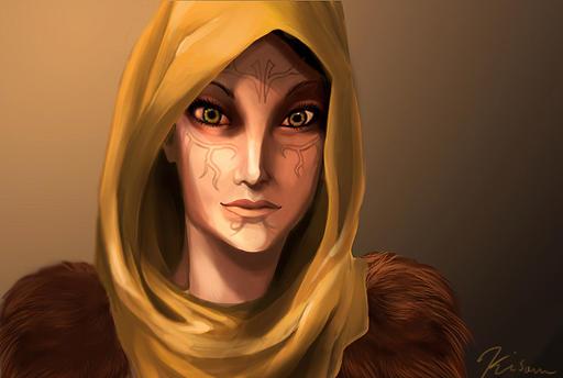 Dragon Age II - Дружба и Соперничество: Акт 2