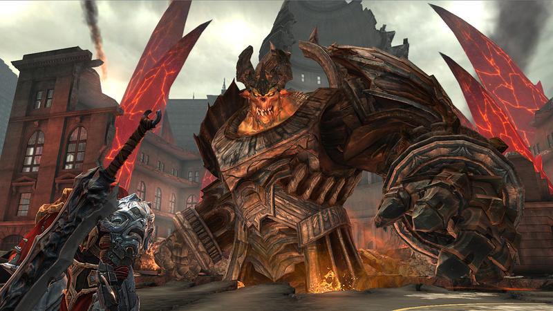 скачать игры Darksiders через торрент - фото 6
