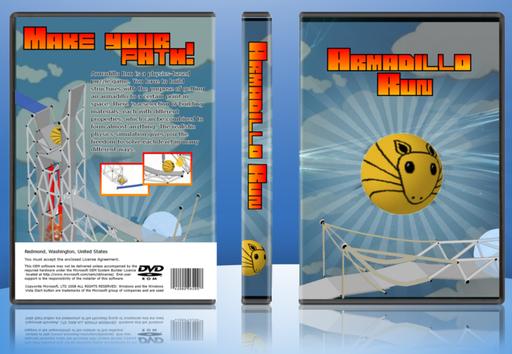 Armadillo Run - Armadillo Run в действии или что можно сотворить в игре