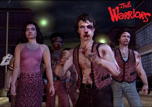 Warriors, The (2005) - Гопники! Обзор The Warriors