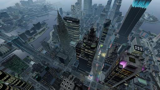 Grand Theft Auto IV - Скриншоты демонстрирующие невероятную графику в GTA IV