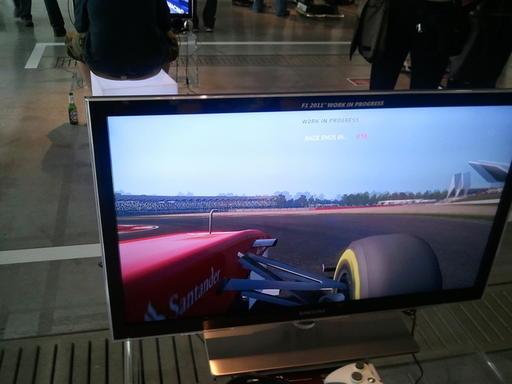 F1 2011 - Новые изображения игры - фото и скрины
