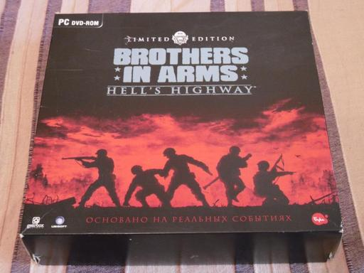 Brothers in Arms: Hell's Highway - Обзор коллекционного издания Brothers in Arms Hell's Highway.