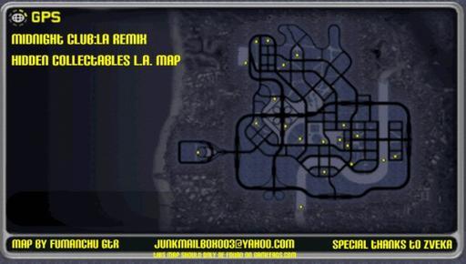 Midnight Club: LA Remix - Рецензия