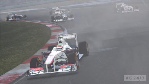 F1 2011 - Геймплейное видео + новые скриншоты
