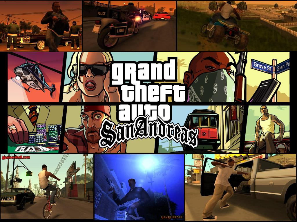 Grand theft auto iv gta iv san andreas на движке rage