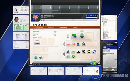 FIFA Manager 12 - Старт предварительных заказов на ИгроMagaz