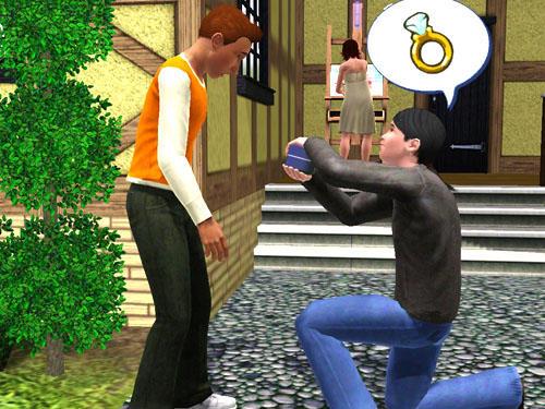 Игра в геев