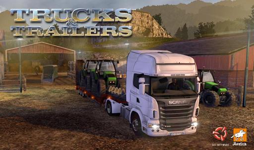 Trucks & Trailers. Мастерство вождения - Мастер-дальнобойщик