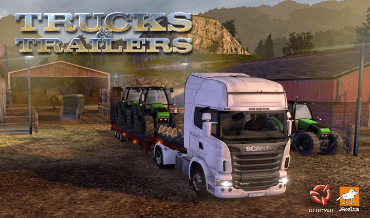 симулятор грузовика скачать бесплатно - фото 5